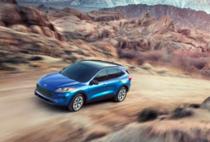 7.5秒破百配四驱系统 福特又一款高性能SUV将亮相广州车展 | 侃车·荐车
